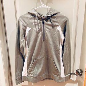 Nike therma-fit 1/4 zip hoodie - never worn -S